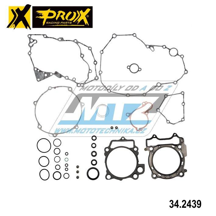 Těsnění kompletní motor (včetně gufer motoru) Yamaha YFZ450 R / 09-12 + YZF450X / 10-11