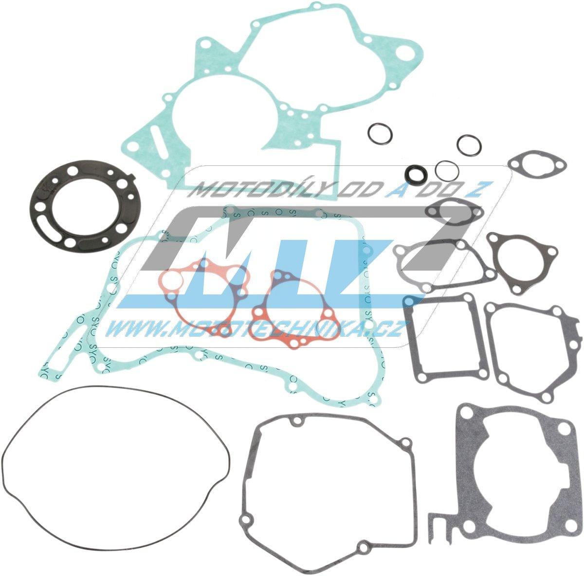 Těsnění kompletní motor Honda CR125 / 90-99