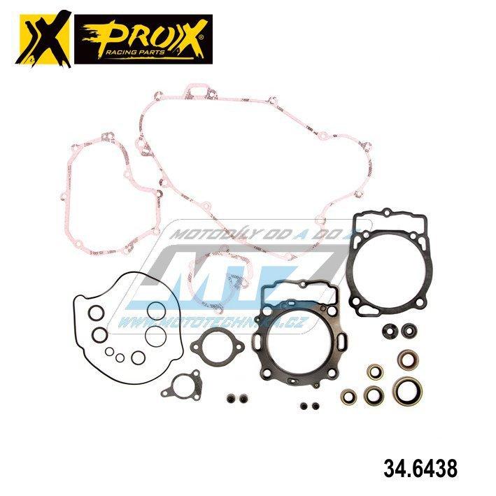 Těsnění kompletní motor (včetně gufer motoru) KTM450 + KTM530 EXC / 08-11