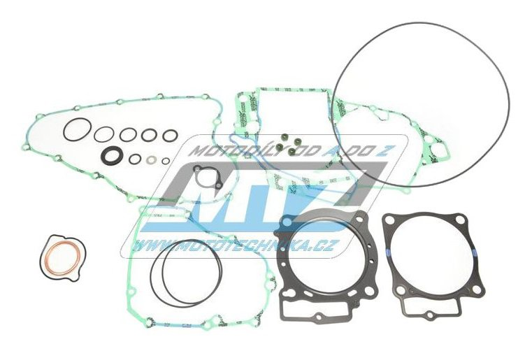 Těsnění kompletní motor Honda CRF450R / 09-16