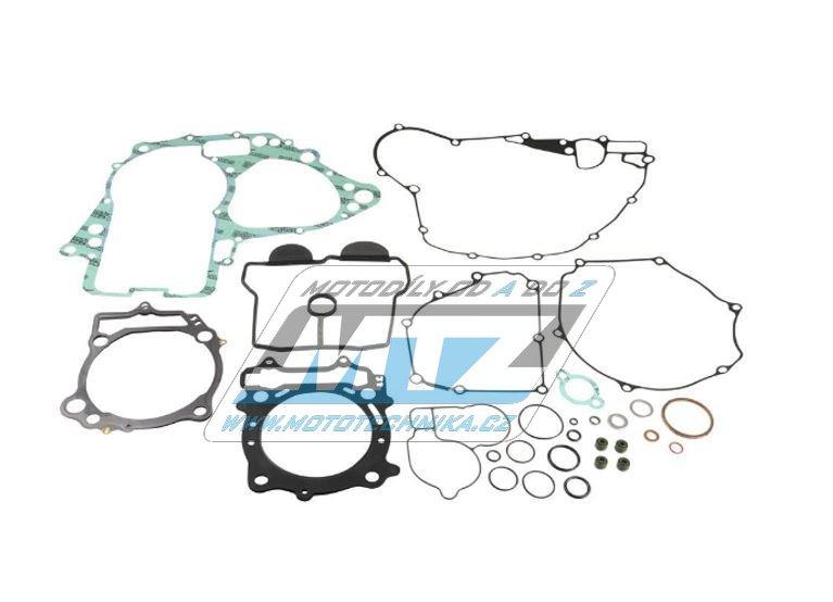 Těsnění kompletní motor Suzuki RMZ450 / 08-16 + RMX450Z / 10-18