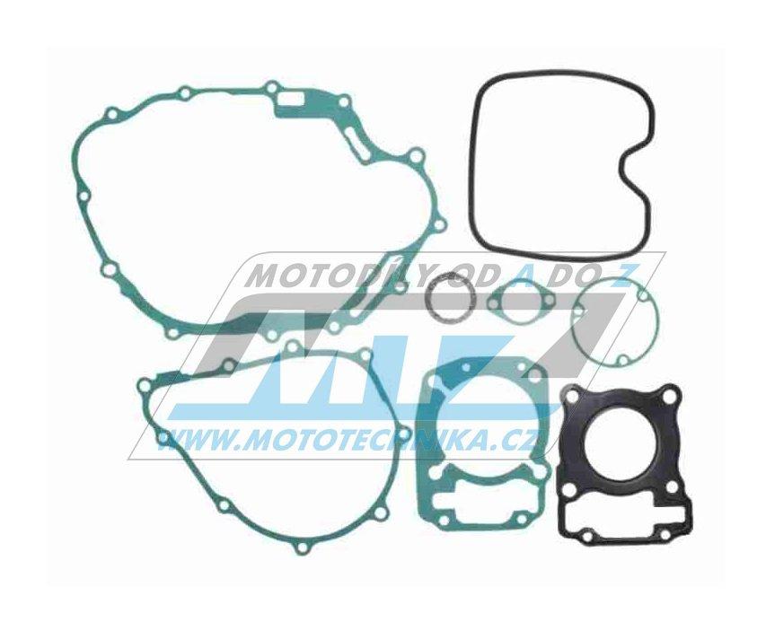 Těsnění kompletní motor (včetně gufer motoru) Suzuki DRZ400 / 00-16
