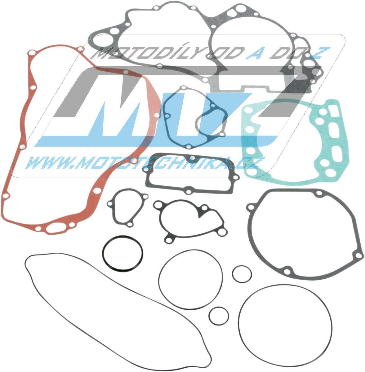Těsnění kompletní motor Suzuki RM250 / 03-05