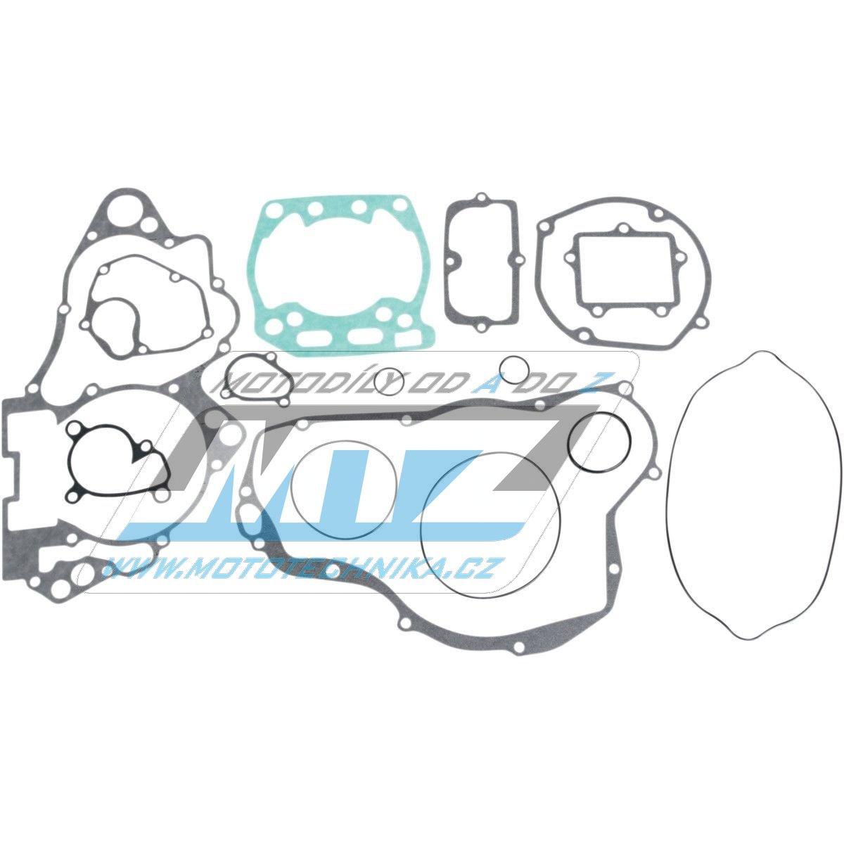 Těsnění kompletní motor Suzuki RM250 / 06-12