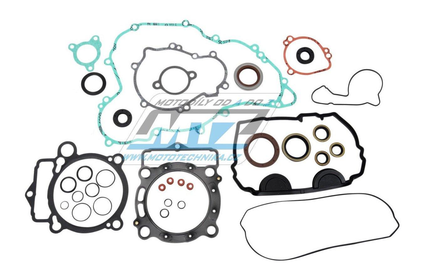 Těsnění kompletní motor (včetně gufer motoru) KTM350 SXF / 11-12 + KTM350 EXCF / 12-15