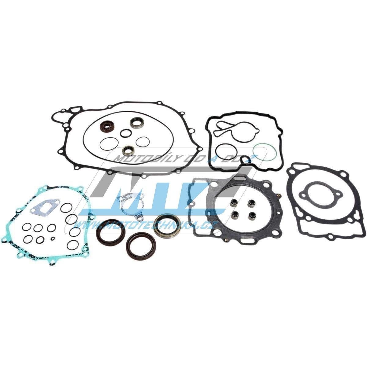 Těsnění kompletní motor (včetně gufer motoru) KTM450 SXF / 14-15 + Husqvarna FC450 / 14-15