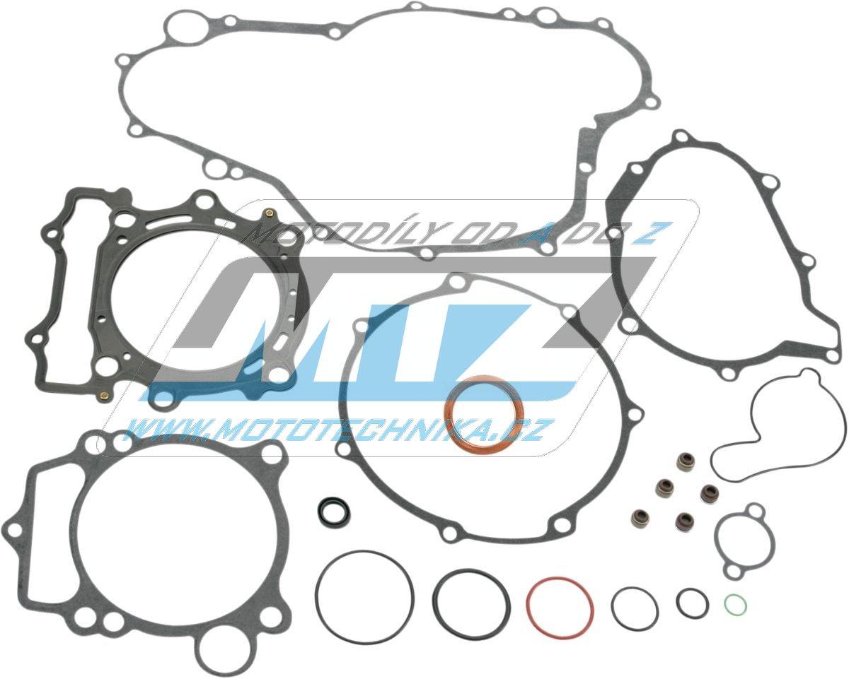 Těsnění kompletní motor Yamaha YZF400 / 98-99 + WRF400 / 98-99