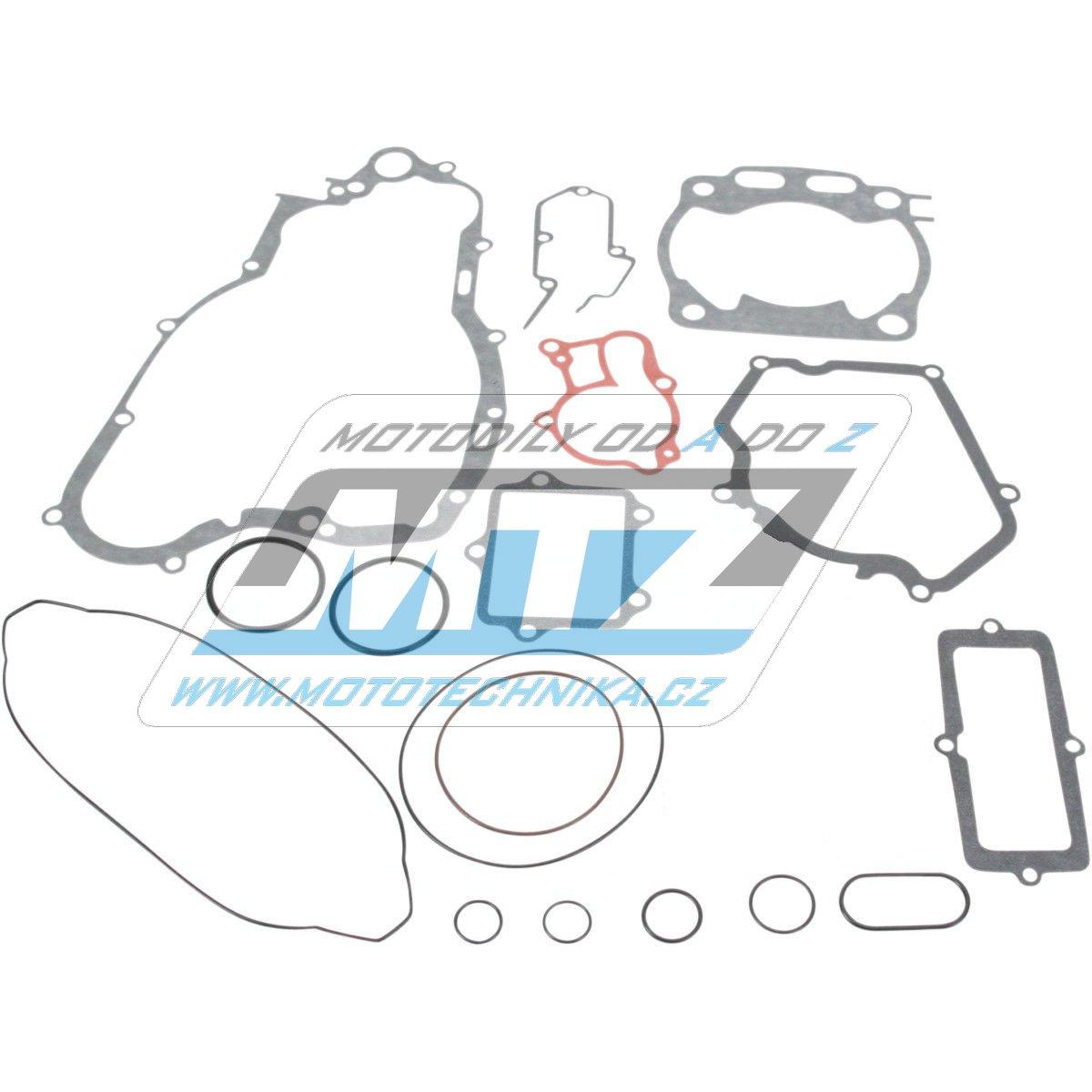 Těsnění kompletní motor Yamaha YZ250 / 02-18 + YZ250X / 16-18