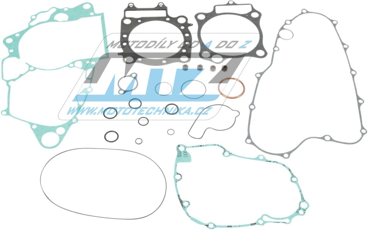 Těsnění kompletní motor Honda CRF450R / 02-06