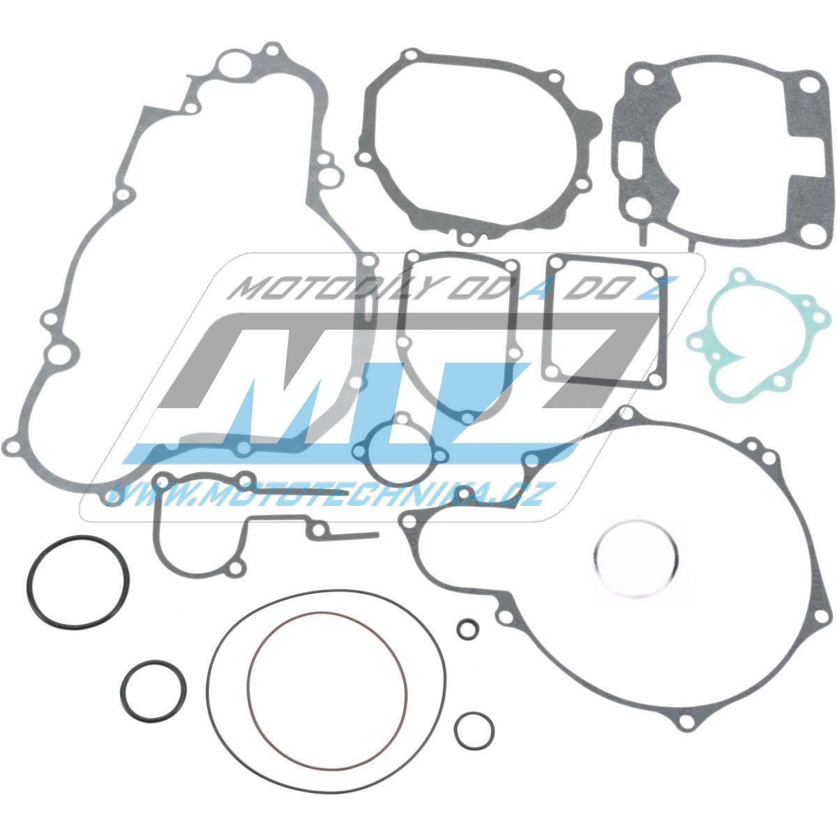 Těsnění kompletní motor Yamaha YZ250 / 90-94