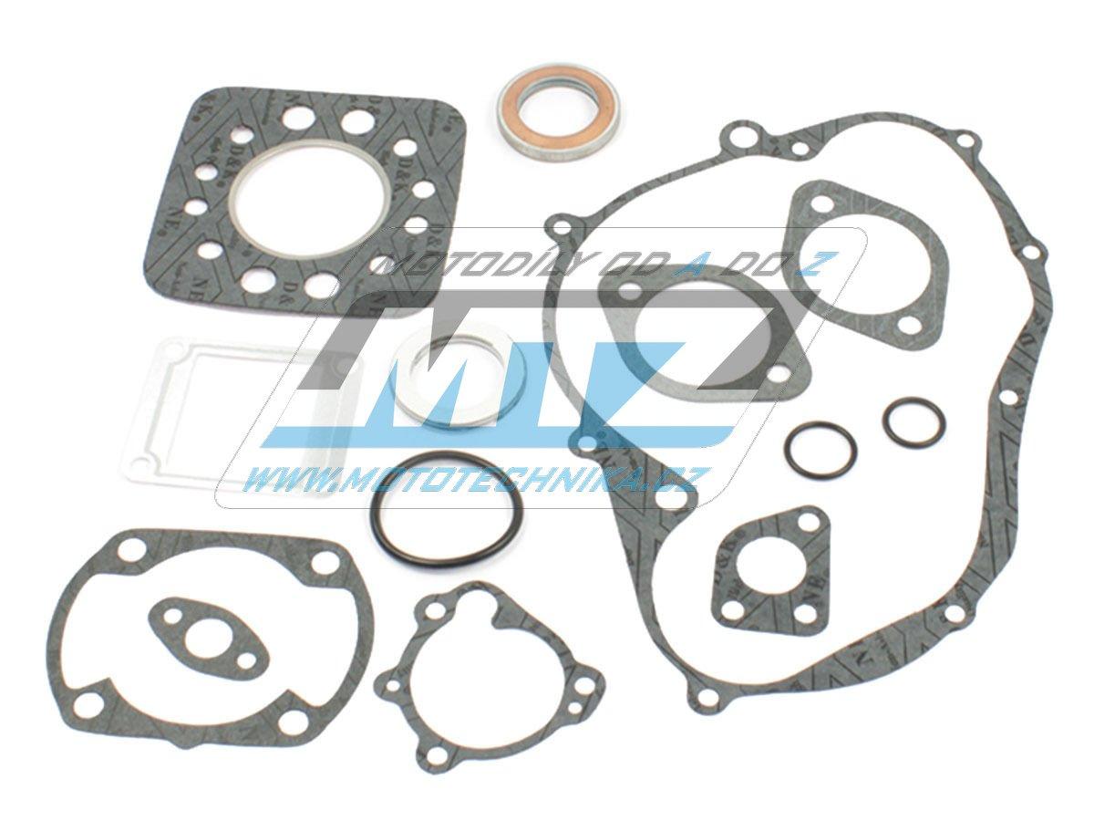Těsnění kompletní motor Yamaha DT80LC+LC2 / 83-96 + RD80LC+LC2 / 82-87