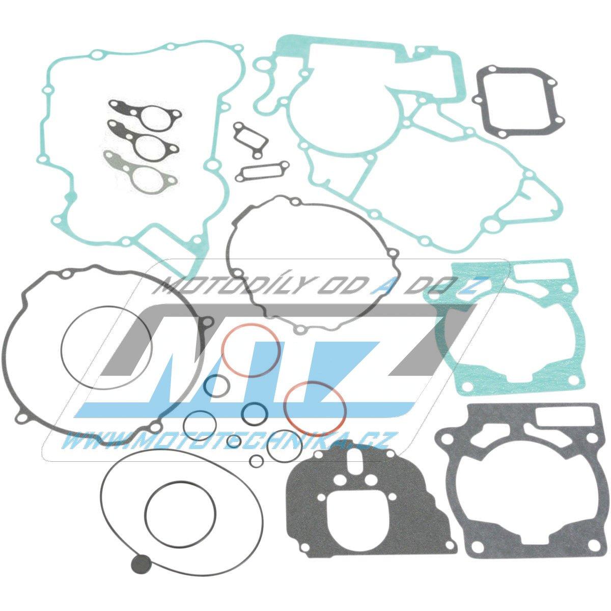 Těsnění kompletní motor KTM200 EXC + KTM200 SX / 03-12