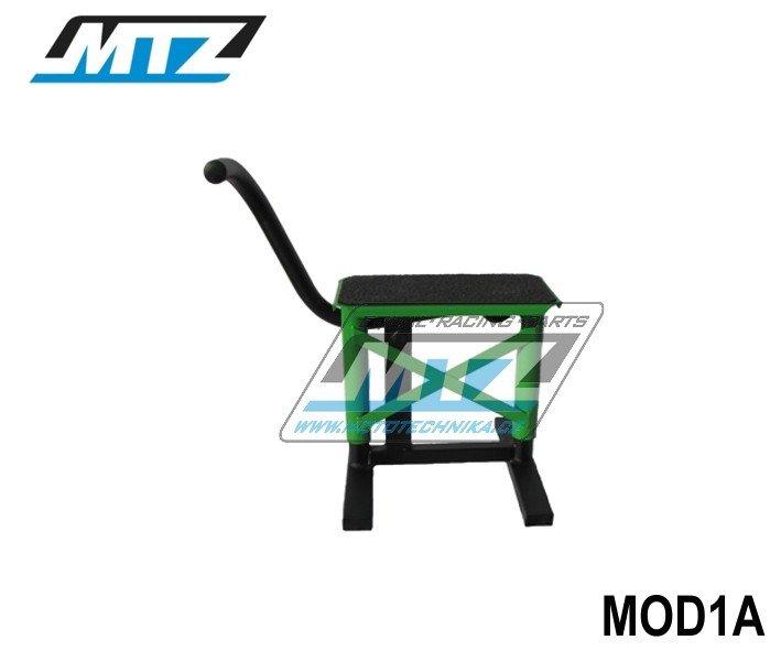 Stojánek MX s gumou - zelený