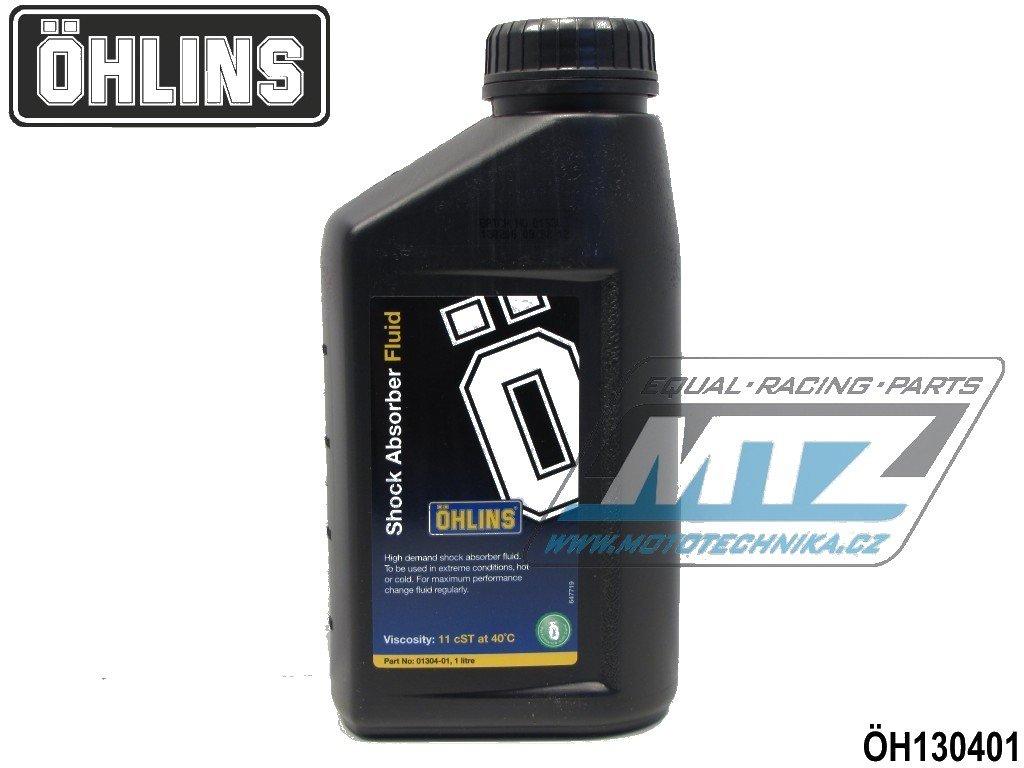 Olej do zadního tlumiče ÖHLINS 11cSt40°C (1 litr)