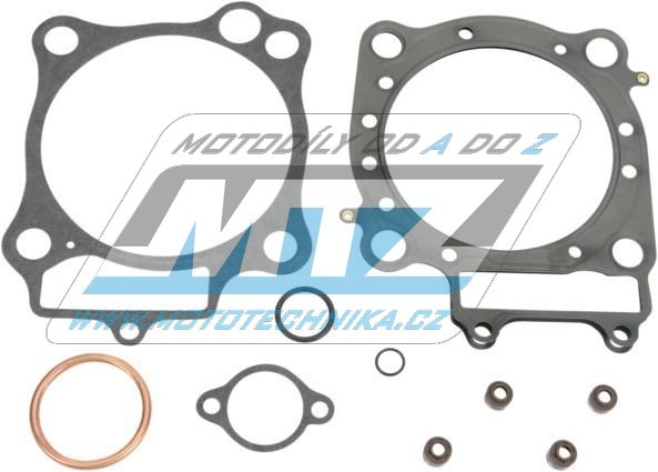 Těsnění horní (sada top-end) Honda CRF450 / 02-06