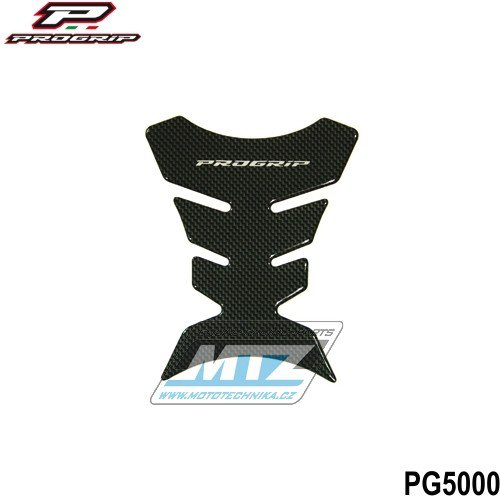 Tankpad Progrip (140mm) carbon