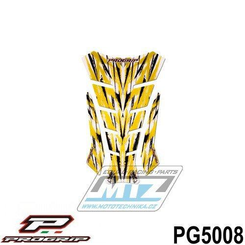 Tankpad Progrip (210mm) - žlutý
