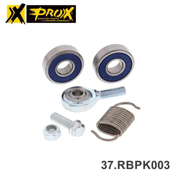 Sada uchycení brzdového pedálu KTM 125+150SX + 250+350+450SXF / 16-18 + 250SX+250+300+450+500EXC / 17-18 + 350EXCF / 17-18 + Husqvarna TC125 + FC250+350+450 / 16-17