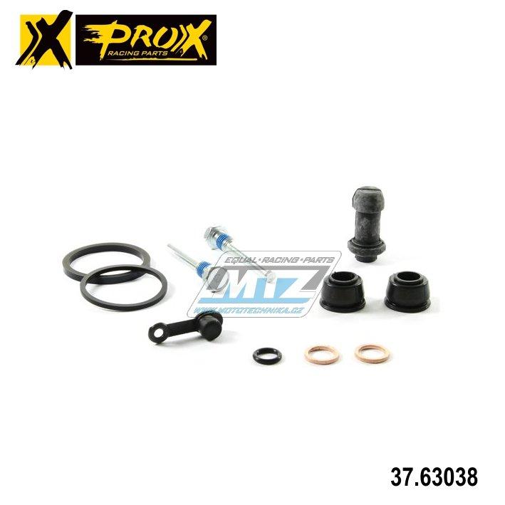 Sada brzdiče zadní Suzuki DR125 / 86-88 + Suzuki DR200SE / 97-09 + Suzuki LTZ400 / 03-14 + Honda TRX250X / 88-92