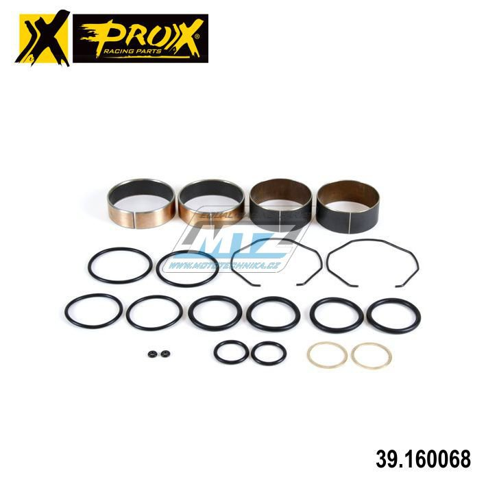 Sada pouzder vidlic - Kayaba 48mm (Yamaha YZ125+YZ250+YZF250+YZF450 + Husqvarna CR125+WR125+WR250+WR300+TE250+TE310+TC250+TE449+TE511+TC511+TC449 + Kawasaki KXF450+KLX450R)