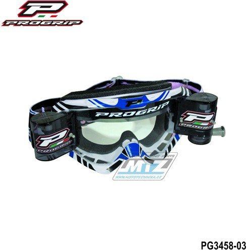 Brýle Progrip Roll-Off XL modré