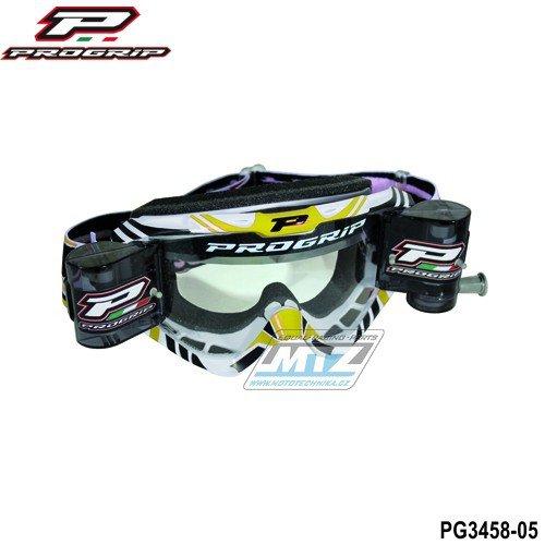 Brýle Progrip Roll-Off XL žluté