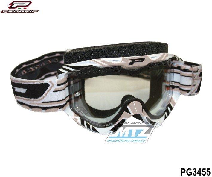 Brýle Progrip 3455-SNOW (sněžné skútry, motoskijöring, lyžování)