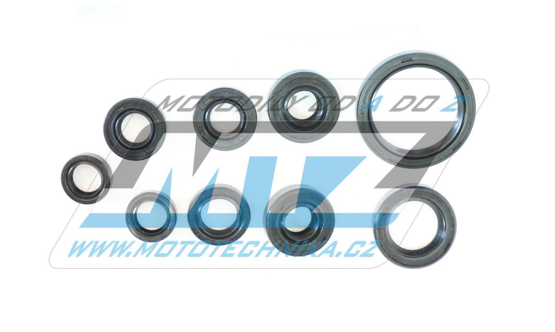Gufera sada Yamaha YZF400+YZF426+YZF450 / 98-05 + WRF400+WRF426+WRF450 / 98-03 (9 ks)