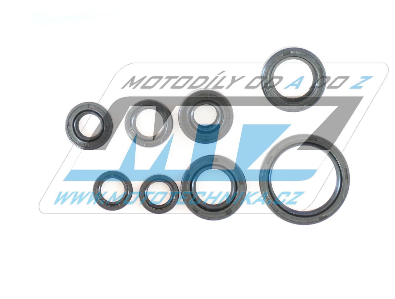 Gufera sada Yamaha YZF450 / 06-13 + WRF450 / 04-15 + YFZ450R / 09-18 + YFZ450X (7 ks) ATHENA
