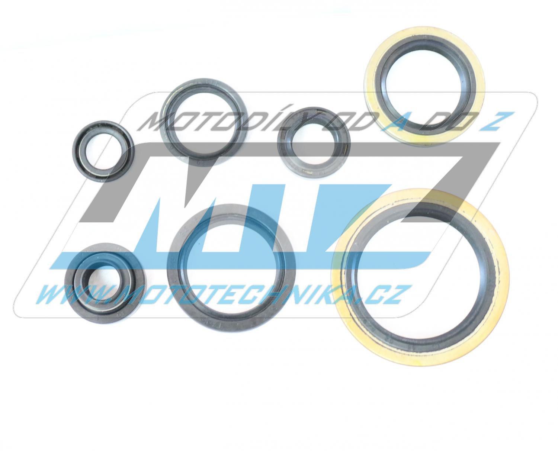 Gufera sada Suzuki RM 250 / 96 - 02 (7 ks)