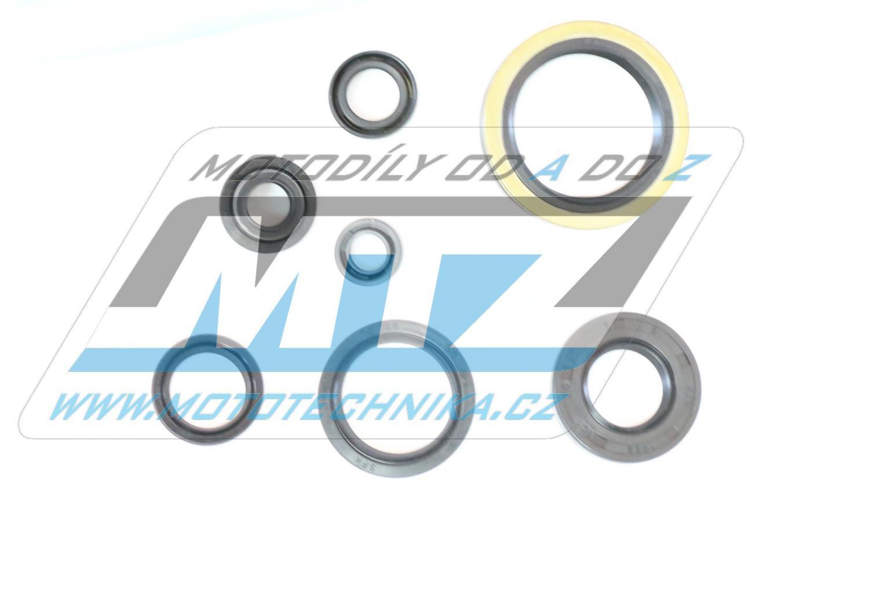 Gufera sada Suzuki RM 250 / 94 - 95 (7 ks)