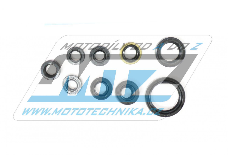 Gufera sada (celý motor) Kawasaki KXF450 / 06-15 + KFX450R / 06-14 (9kusů)