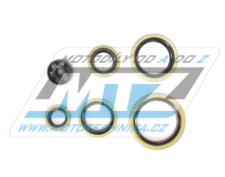 Gufera sada KTM 250SX/03-16 + 250EXC+300EXC / 04 - 16 (6 kusů)