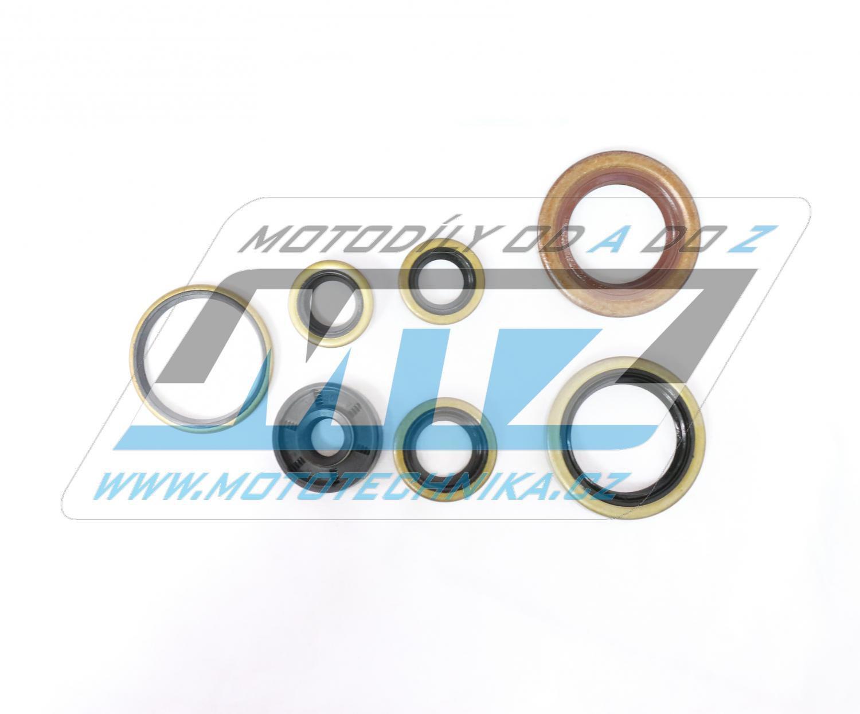 Gufera sada KTM 250SXF / 06-12 + 250EXCF / 07-13 (7 kusů)