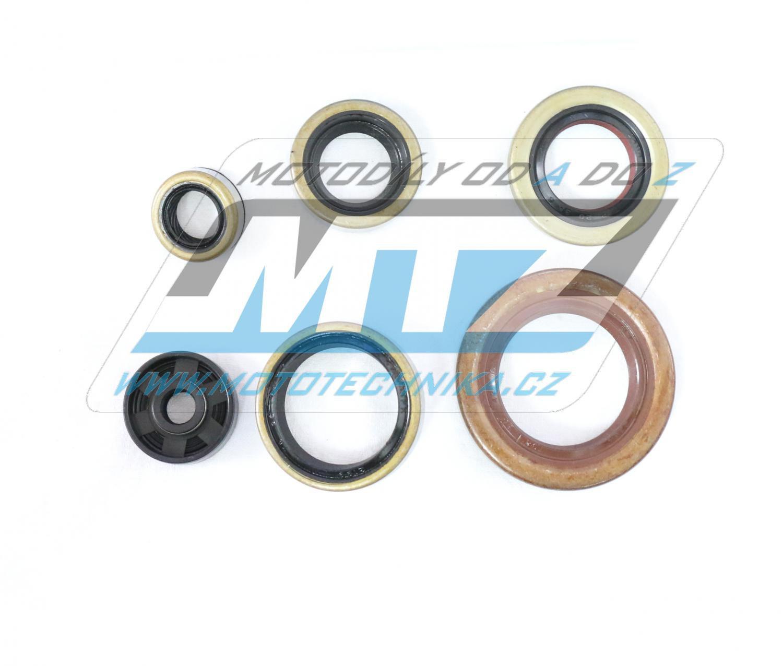 Gufera sada celý motor KTM 65SX / 09-18 + Husqvarna TC65 / 17-18 (6 kusů)