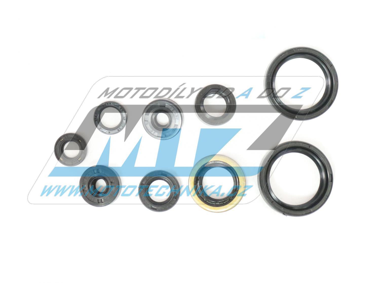 Gufera sada (celý motor) Kawasaki KXF250 / 04-18 + Suzuki RMZ250 / 04-06 (9 kusů)