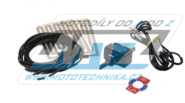 Vyhřívané podložky/destičky Multi-Fit