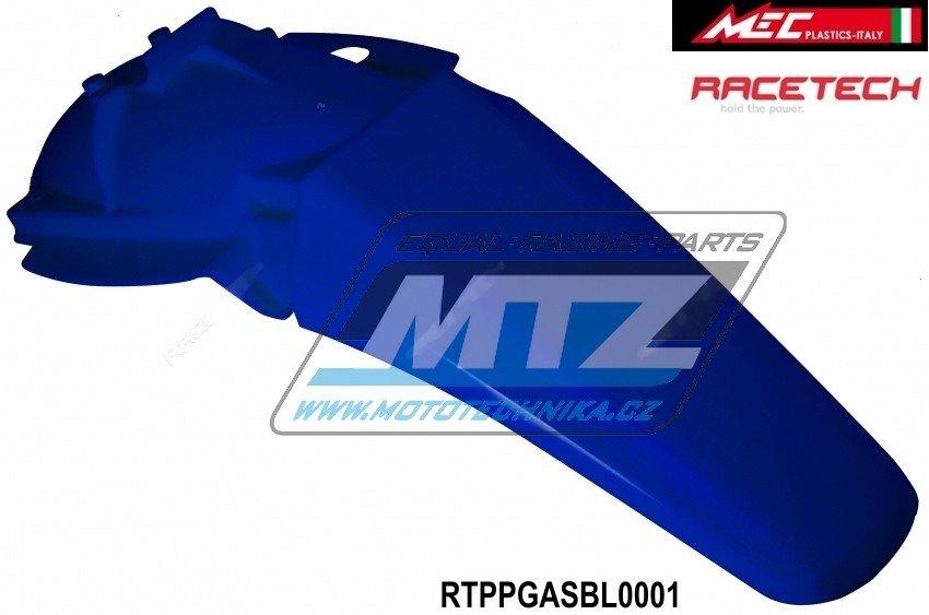 Blatník zadní Gas Gas 2takt (EC125+EC250+EC300) + 4takt (EC450) / 01-06 modrý