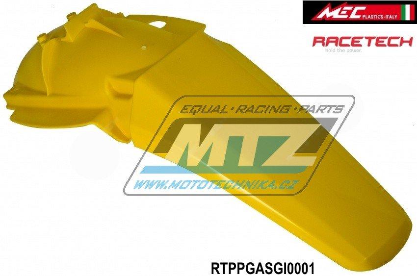 Blatník zadní Gas Gas 2takt (EC125+EC250+EC300) + 4takt (EC450) / 01-06 žlutý