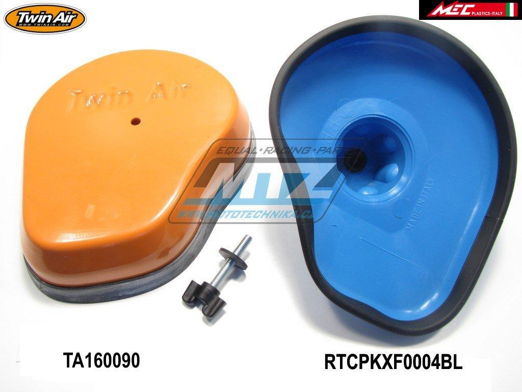 Kryt air-boxu vzduchového filtru Kawasaki KXF250 / 04-05 + Suzuki RMZ250 / 04-06