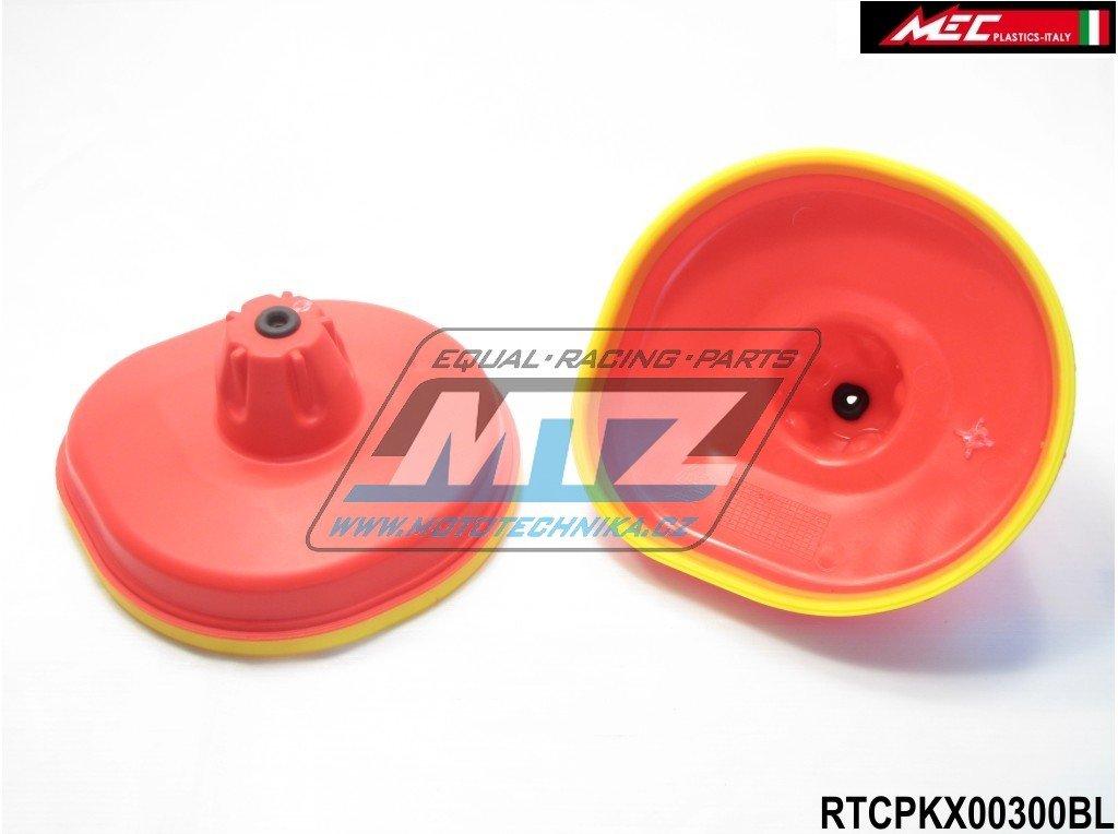 Kryt air-boxu vzduchového filtru Kawasaki KX125+KX250 / 90-91+94-08 + Honda CR125+CR250 / 02-07 + TM EN125+250+300 + MX125+250+300