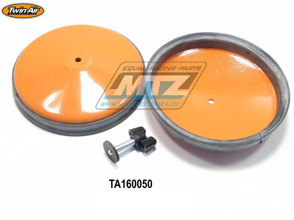 Kryt filtru (air-boxu) Honda CR80+CR85 / 86-07