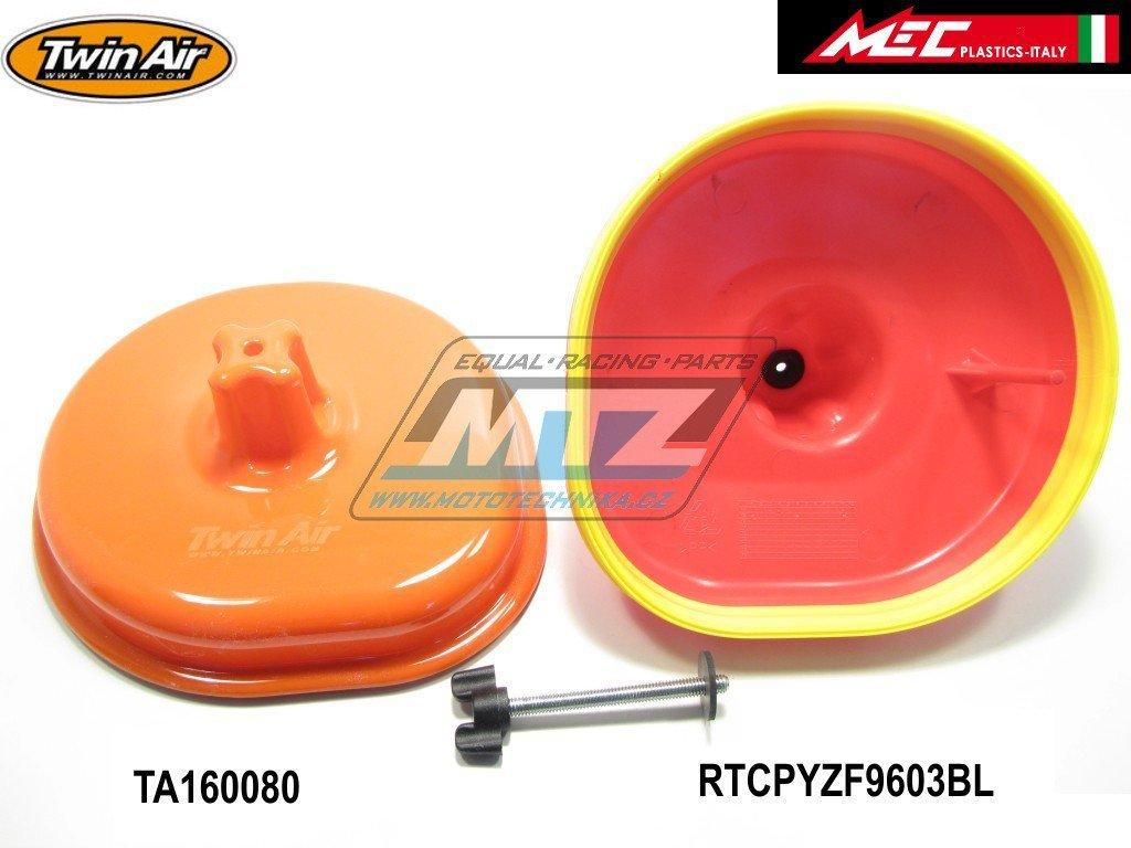 Kryt filtru (air-boxu) Suzuki RM125+RM250+RMZ250+RMZ450