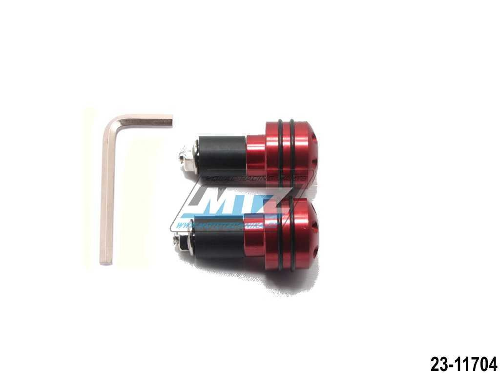 Závaží Rubber - červené (17mm)