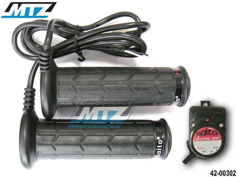 """Rukojeti vyhřívané pro motocykly (pro řidítka 7/8"""" - 22/25mm)"""