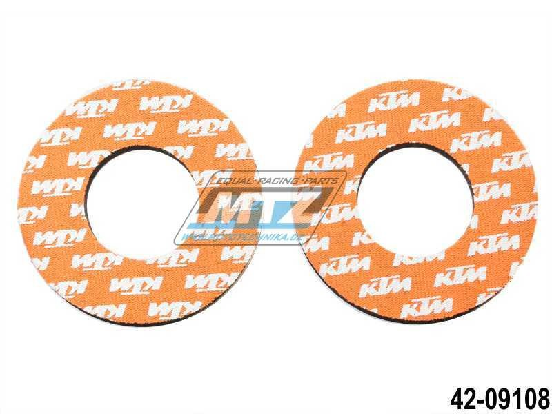 Kroužky na rukojeti KTM