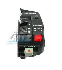 Přepínač sdružený blinkrů / světel / houkačka - univerzální použití (model Honda)