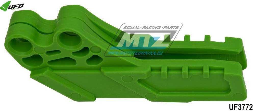 Vodítko řetězu Kawasaki KXF250 + KXF450 / 06-08 - zelené