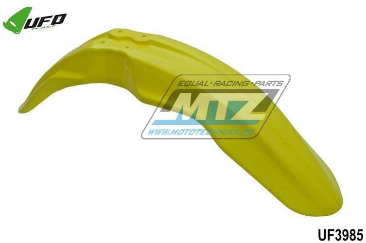 Blatník predný Suzuki RM125+250 / 01-12 + RMZ250 / 07-09 + RMZ450 / 05-07 - žlutý