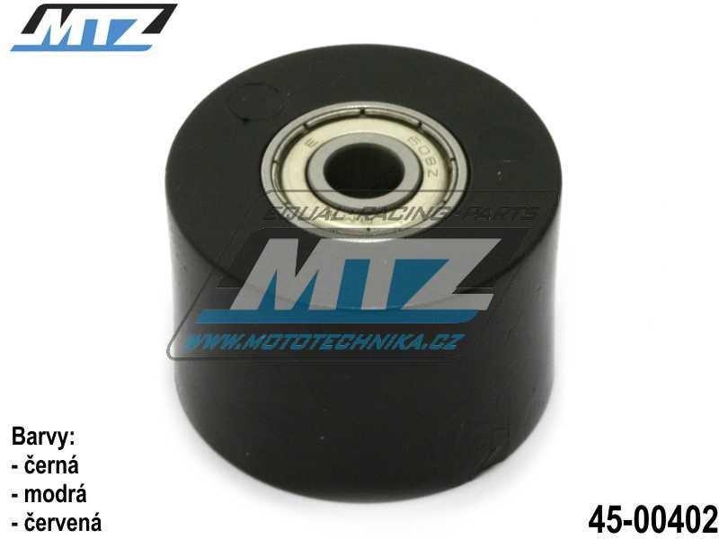 Rolnička reťaze vrátane ložísk (priemer 42mm) - čierna